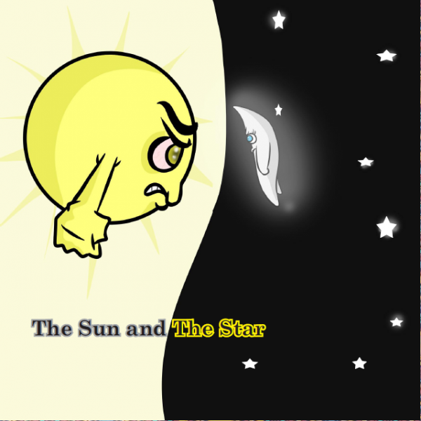 the sun and the star